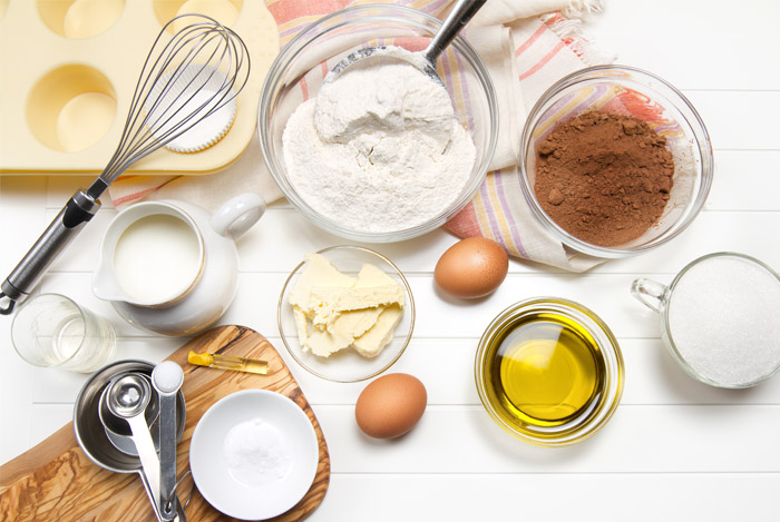Better For You Baking Substitutions