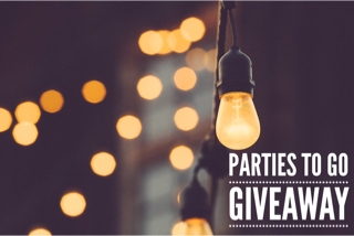 Parties To Go Giveaway!