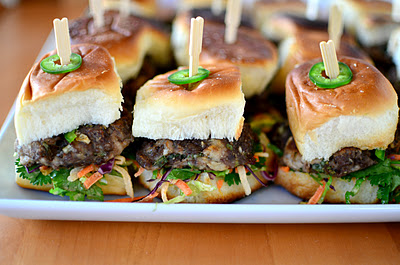 A new twist on sliders!